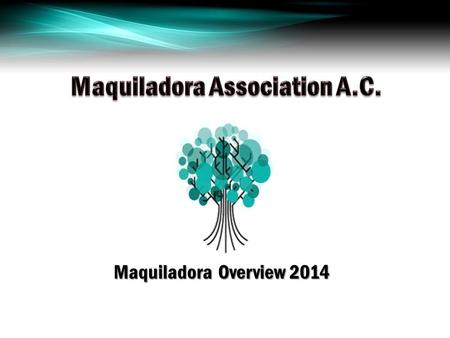 Maquiladora Overview 2014. The Border Industrialization Program, enacted in 1965 by the Mexican government, gave birth to the maquiladora industry. (today.