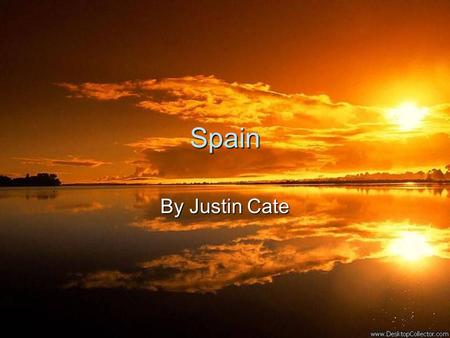 Spain By Justin Cate Places to go in Spain Spain, Barcelona, Sevilla, Valencia.