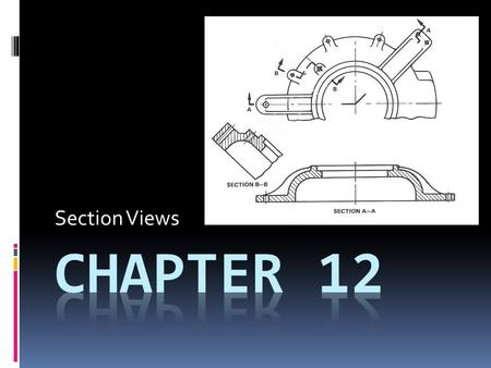 Section Views Chapter 12.