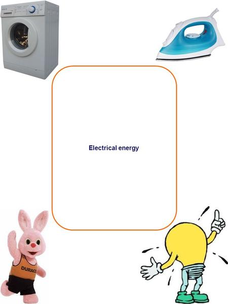 Electrical energy. Summary questions a)Electrical energy is energy transfer by an electric ______________. b)Uses of electrical devices include: heating.