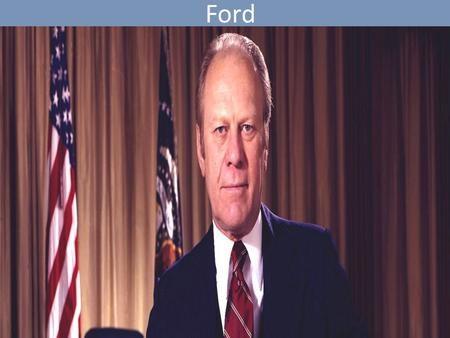 Ford. The win program Ford took over the president after Nixon Pardoning the former President To deal with the inflation and the stagnant economy known.