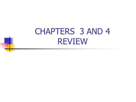 CHAPTERS 3 AND 4 REVIEW. One sign that a person has good mental health is that he or she a.Hates criticismc. Never feels emotions b. Sets realistic goalsd.