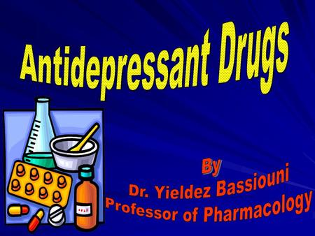 Professor of Pharmacology