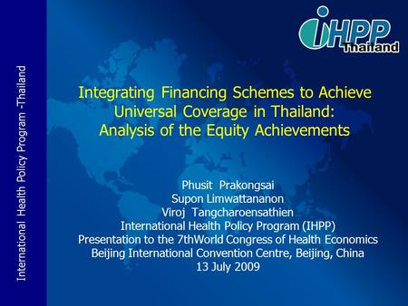 an analysis of universal health Data and statistics  who has launched a new data portal to track progress towards universal health coverage (uhc) around the world  in a new analysis of core .