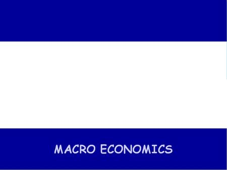 MACROMACRO. MACROMACRO SUPPLY-SIDE POLICY MACROMACRO Supply Side Policy What are supply side policies? How effective have they been in the UK? ET Sept.