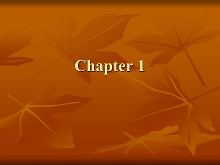 Chapter 1. Chemistry – Chemistry – the study of all substances and the changes they can undergo. the study of all substances and the changes they can.
