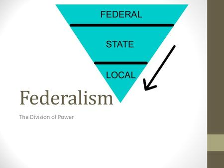 from cooperative to opportunistic federalism conlan