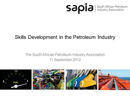 Skills Development in the Petroleum Industry