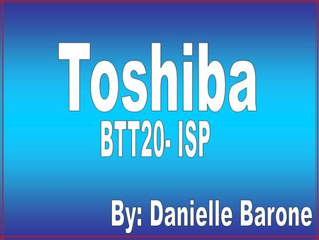 Toshiba was founded by two integrated companies in 1939. In the 1940s, Toshiba expanded largely. Also creating a number of firsts for the Japanese people.