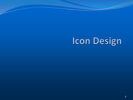 1. What is an Icon? icon (def), n., pl. icons, icones 1. A picture, image, or other representation 2. (Eastern Ch.) a representation in painting, enamel,