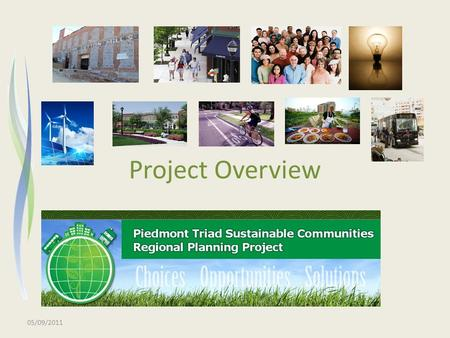 Project Overview 05/09/2011. Who is included? 05/09/2011.