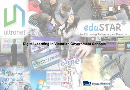 Digital Learning in Victorian Government Schools.