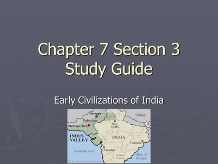 Chapter 7 Section 3 Study Guide