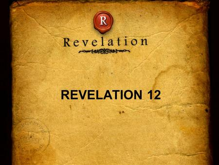 REVELATION 12. The vision recorded in Revelation chapter 12 spans the whole of history from the fall of Adam and Eve till the return of Christ and as.