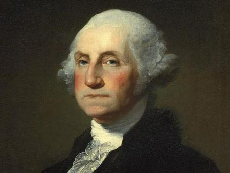 George Washington Balance Sheet Assets Great Moral Character Great Moral Character Man of virtue Man of virtue Leadership skills Leadership skills Charismatic.