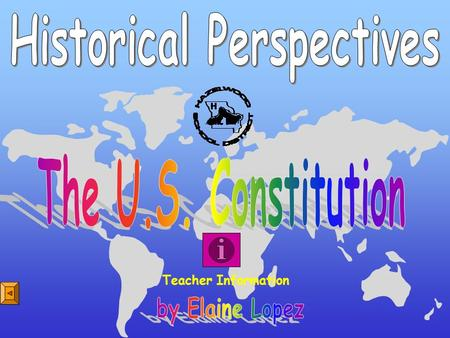 Teacher Information. How have ideas in the Constitution as changed by amendment and interpretation, and other laws, affected relationships between individuals.