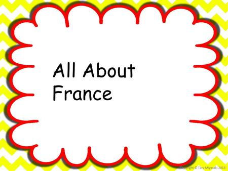 All About France.