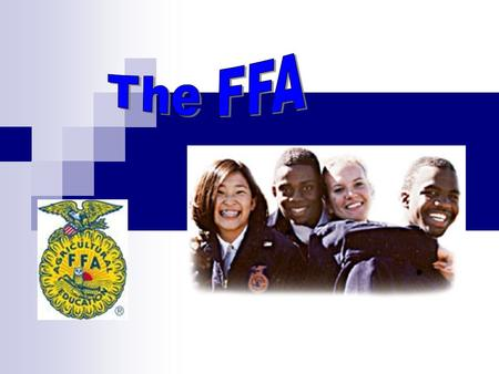 FFA is a national organization with members from across the US.