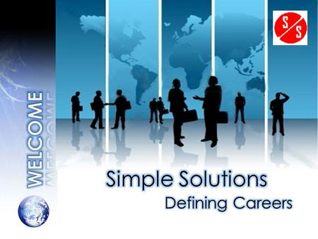 Simple Solution is a human resource consulting organization focused on developmental aspects of human capital in industry. The organization focuses on.