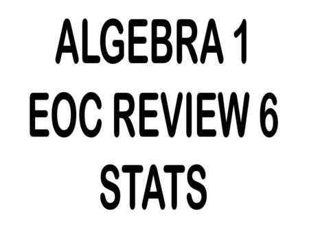 1) The following represents the Algebra test scores of 20 students: 29, 31, 67, 67, 69, 70, 71, 72, 75, 77, 78, 80, 83, 85, 87, 90, 90, 91, 91, 93. a)