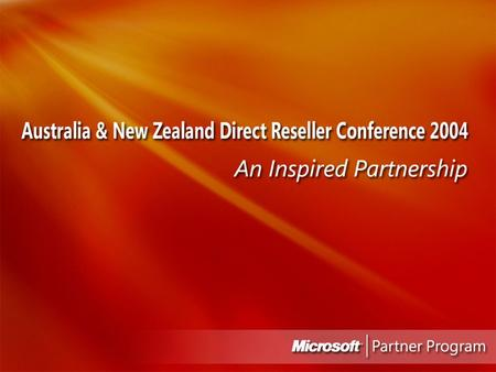 Microsoft Partner Conference 2004 1. 2 Invalid Agreement Trends  Top 5 Reasons  Critical Fields on Contract  Select  Enterprise  Campus  School.