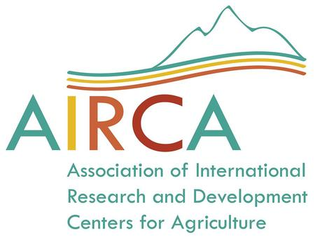 Association of International Research and Development Centers for Agriculture Alliance with 9 founding members Established 2012, launched at GCARD2 in.