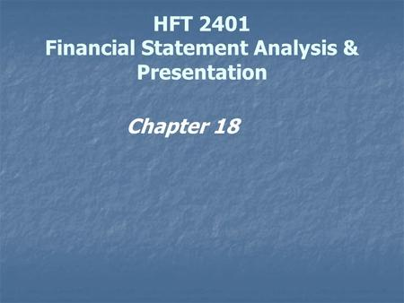 the role of financial statement in This seminar will update financial professionals with an in-depth look at the role of financial statement analysis in making sound business decisions.