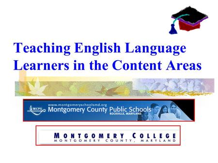 Teaching English Language Learners in the Content Areas.