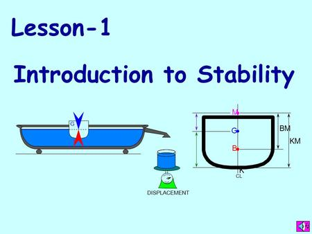 Introduction to Stability