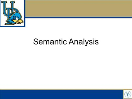 Semantic Analysis. Find 6 problems with this code. These issues go beyond syntax.