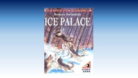 This term the Giraffes have been reading 'Ice Palace' as part of Power of Reading.
