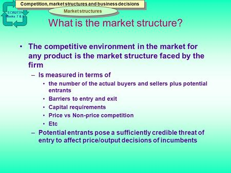 evolution of monopolistic competitive market Evolution of monopolistic competitive market brand loyalty, generic entry and price competition in mp3 player market introduction in this paper i will reflect the.