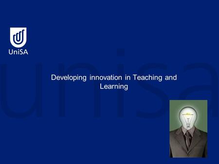 Developing innovation in Teaching and Learning. LTU corporate web editing and publishing Developing innovation in Teaching and Learning A very introductory.
