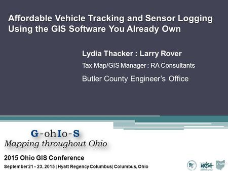 Affordable Vehicle Tracking and Sensor Logging
