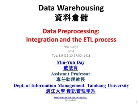 Discretization in data mining ppt