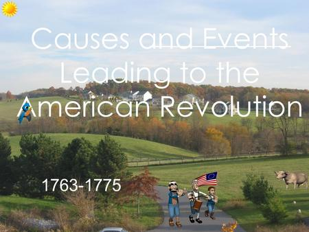 the causes leading to the conflict between britain and the american colonists The 4 acts that led to the american revolution can be no doubt that taxation without proper representation set the stage for the declaration of independence and the american revolutionary war britain's debt skyrocketed in the decade before the britain allowed the colonists to get.