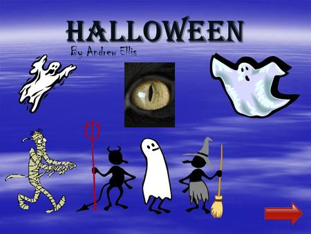 Halloween By Andrew Ellis. Halloween actually has its origins in the Catholic Church. It comes from a contracted corruption of All Hallows Eve. November.