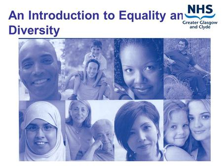 An Introduction to Equality and Diversity. Points for today Understand the legislative requirements of The Equality Duty Understand the difference between.