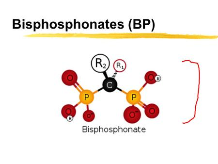 Bisphosphonates (BP). www.pharmwiki.org  Most up to date presentation  Anki Flashcards  My part of the test is based on this.  PDF format available.