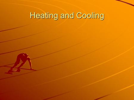 Heating and Cooling. Geothermal heating and cooling.