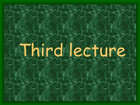Third lecture. Ecosystem An ecosystem is a self-sustaining, dynamic community of plants and animals in relation to their physical environment. System.