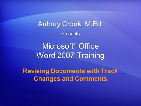 How to open a corrupt microsoft word 2007 document