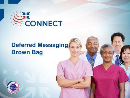 Deferred Messaging Brown Bag 1. Agenda 2 Background Solution Implementation Details Additional Information.