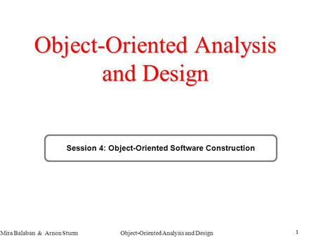 Download C Effective Object-Oriented Software Construction Pdf Ebook
