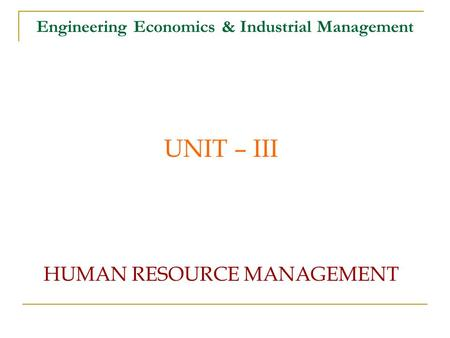 unit 16 human resource management in Chapter 12 human resource management  16 a selection device  _____ brings into the light the goals of the work unit that a new employee is hired into.