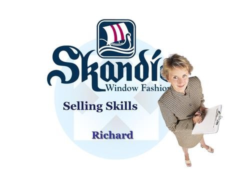 Selling Skills Richard. D I SC Price Selling vs. Idea and Relationship Selling PRICE Idea and Relationship Selling.