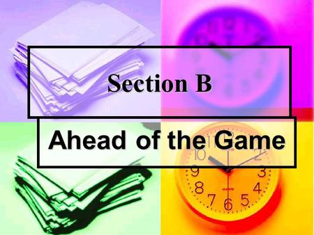 Section B Ahead of the Game. Background Information gift certificate Gift certificates can be used just like money. Many companies, stores and restaurants.