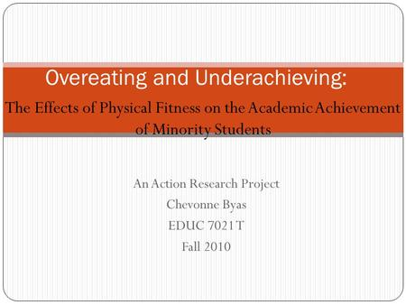 a research on the implications of overeating In regard to 241 obese individuals included in the study, total score and  m  sensitivity to reward: implications for overeating and overweight.