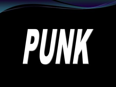 The punk subculture is made up of a diverse assortment of subgroups, which distinguish themselves from one another through attitude, music and clothing.