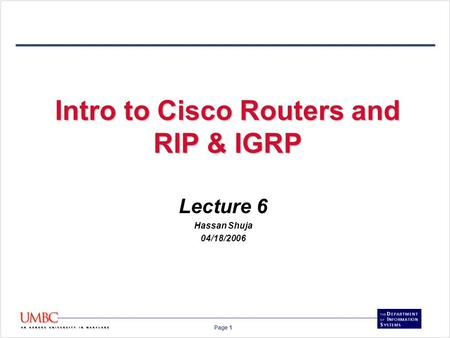 introduction to routing and switching essay Router ospf essay router ospf essay  introduction to classless routing single-area ospf 99 175 1 eigrp and troubleshooting routing protocols switching.
